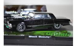 Chrysler IMPERIAL 1965 Black Beauty (GREEN HORNET), масштабная модель, Vitesse, 1:43, 1/43