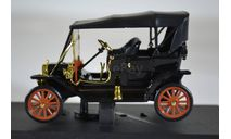 FORD Model T Touring 1909 Black, масштабная модель, WhiteBox, scale43