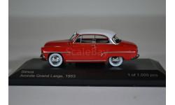 SIMCA Aronde Grand Large 1953 красныйбелый