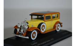 Cadillac V16 LWB Imperial Sedan, yellowbrown 1930, масштабная модель, WhiteBox, 1:43, 1/43