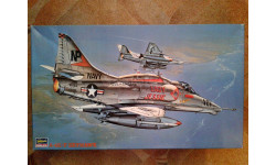 A-4E/F Skyhawk, масштабные модели авиации, Hasegawa, 1:32, 1/32