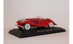 Mercedes-Benz 540K red - 1936
