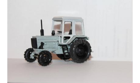 МТЗ-82 Беларусь, масштабная модель трактора, 1:43, 1/43, Неизвестный производитель
