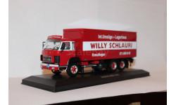 SAURER D290 1978, масштабная модель, 1:43, 1/43, IXO грузовики (серии TRU)