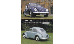 VW Beetle Specification Guide 1949-1967 James Richardson