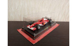 Ferrari F2002 Eaglemoss 1:43 Ferrari Collection, масштабная модель, Ferrari Collection (европейская серия), scale43
