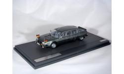 Citroën CX Nilsson Limousine 'Erich Honecker' серый металлик Matrix 1:43