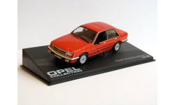 Распродажа! Opel Commodore C 1978-1982 оранжевый Eaglemoss 1:43 Opel Collection #49