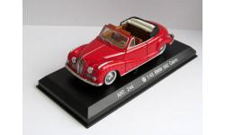 BMW 502 Cabrio красный Detail Cars 1:43 дефект