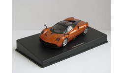 !!!C 1 Рубля!!! Pagani Huayra 2011 бронзовый металлик AUTOart 1:43 58207, масштабная модель, scale43