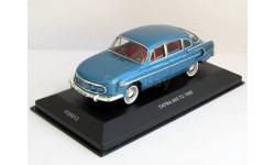 Tatra 603 T2 1968 голубой металлик IXO / Foxtoys 1:43 FOX012