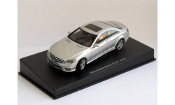 Mercedes-Benz CL63 AMG серебристый AUTOart 1:43 56246