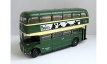 AEC Routemaster Liverpool Corporation 'The Beatles' зелёный Corgi 1:50 35006, масштабная модель, scale50