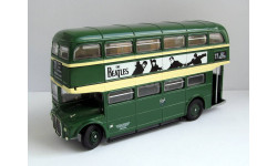 AEC Routemaster Liverpool Corporation 'The Beatles' зелёный Corgi 1:50 35006