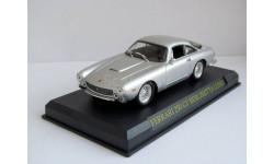 Ferrari 250 GT Berlinetta Lusso 1:43 серебристый Ferrari Collection