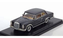 Распродажа! Mercedes-Benz 600 W100 Nallinger Coupé чёрный BoS-Models 1:43