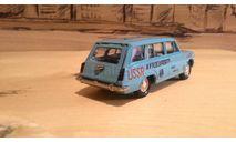 ВАЗ-2102 «Автоэкспорт», масштабная модель, Агат/Моссар/Тантал, scale43