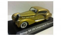 1:43 Delage D8 120 Letourneur Marchand 1939 / IXO