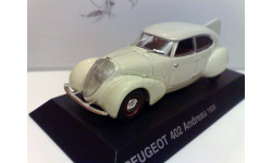 1/43 PEUGEOT 402 Andreau 1936 Speed Record