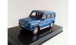 1:43 Mercedes Benz G500 V8 (синий металлик)