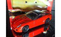 1:43 Ferrari 599 GTO Mattel HotWheels, масштабная модель, scale43, Mattel Hot Wheels