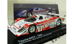 1:43 Toyota 94CV LE MANS 24HRS Martini 1994 / IXO, масштабная модель, 1/43, IXO Le-Mans (серии LM, LMM, LMC, GTM)