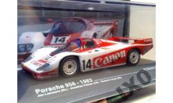 1:43 PORSCHE 956 LE MANS 24HRS 1983 / IXO, масштабная модель, 1/43, IXO Le-Mans (серии LM, LMM, LMC, GTM)