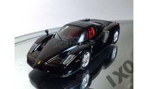 1:43 Ferrari Enzo черный / IXO Altaya, масштабная модель, scale43