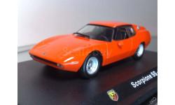 1:43 Fiat Abarth Scorpione SS 1968 METRO, масштабная модель, 1/43