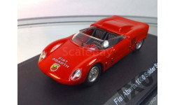 1:43 Fiat Abarth 1000 Spider Sport 1963 METRO, масштабная модель, 1/43