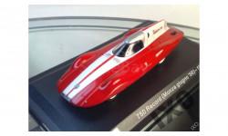 1:43 Fiat Abarth 750 Record Monza giugno '56 METRO