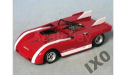 1:43 Fiat Abarth Spider Prototipo 2000 1971 METRO, масштабная модель, 1/43