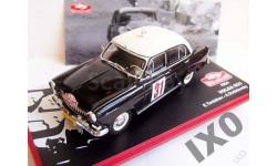 1:43 ГАЗ M21 Волга Monte Carlo 1964 Tenishev / IXO, масштабная модель, Citroën, IXO Rally (серии RAC, RAM), 1/43
