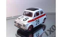 1:43 FIAT 500 №28 / VITESSE *, масштабная модель, 1/43