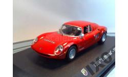 1:43 Fiat Abarth 1300 ''Lufthansa'' 1964 / METRO, масштабная модель, 1/43