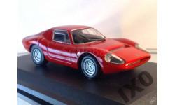 1:43 Fiat Abarth OT 1300 1965 METRO, масштабная модель, 1/43