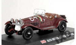 1:43 Alfa Romeo 6c 1750 GS #84 Mille Miglia 1930, масштабная модель, 1/43