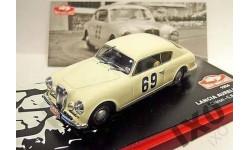 1:43 Lancia Aurelia GT 1954 Rally Monte Carlo IXO, масштабная модель, 1/43, IXO Rally (серии RAC, RAM), Simca