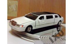Lincoln Town Car Stretch Limousine 1999, масштабная модель