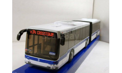 1:43 автобус New York City Articulated Bus MTA M34 CrossTown metro  Daron