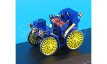 1:43 L'ECLAIR Michelin 1895, масштабная модель, IXO Altaya, scale43