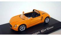 1:43 Volkswagen VW ECO Racer Concept Car, масштабная модель, scale43, Norev