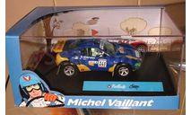 1/43 MICHEL VAILLANT Vaillante CAIRO DIORAMA with 2 Pilots, масштабная модель, scale43