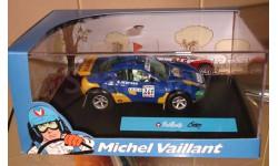 1/43 MICHEL VAILLANT Vaillante CAIRO DIORAMA with 2 Pilots