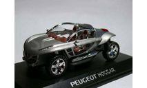 1:43 PEUGEOT HOGGAR Concept Car, масштабная модель, Norev, scale43