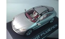1:43 Renault Fluence Concept Car, масштабная модель, Norev, scale43