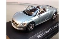1:43 Volkswagen VW Concept R, масштабная модель, Norev, scale43