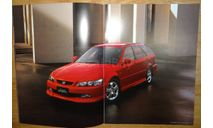 Honda Accord Wagon CH - Японский каталог, 26 стр. +Вкладки!, литература по моделизму