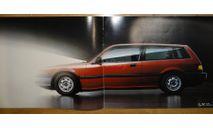 Honda Accord Aero Deck - Японский каталог, 26 стр. +Прайс, литература по моделизму