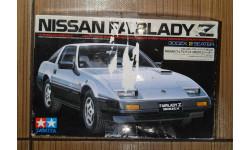Nissan Fairlady Z 300, 1:24, модель Tamiya, масштабная модель, scale24